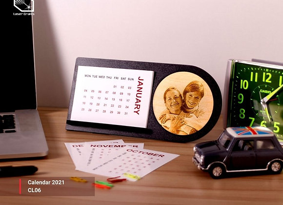 2021 Calendar with Picture