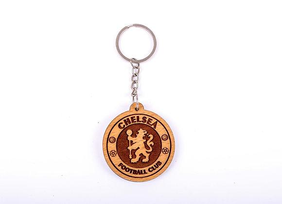 Clubs Keychain