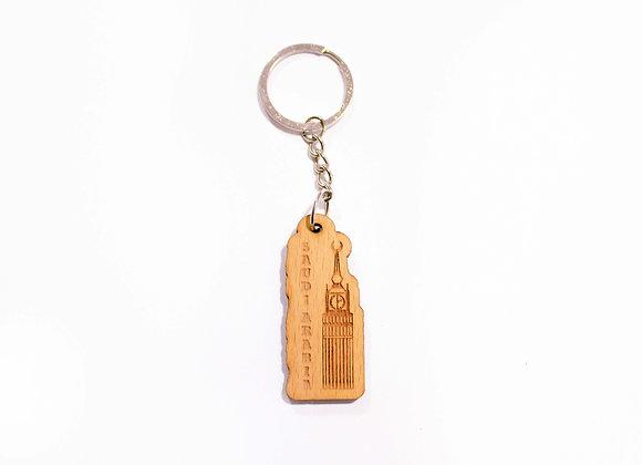 Saudi Arabia Country Keychain
