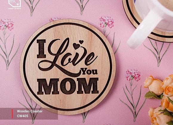 Happy I love You Mom