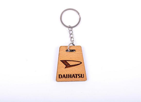 Daihatsu Keychain