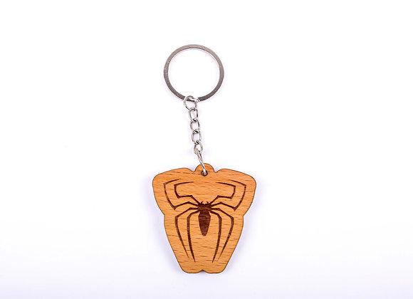 Spider Man Keychain