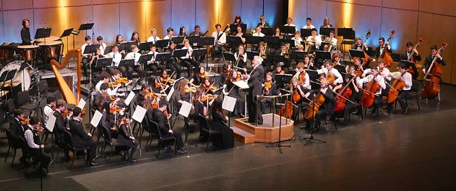Conejo Valley Preparatory Youth Orchestra