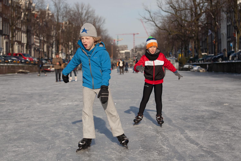 Skaters - Amsterdam - 2013