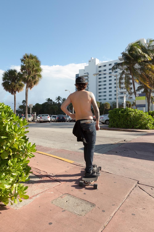 Skater - Miami, Florida - 2015