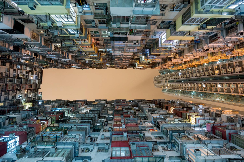 Yick Fat Building - Quarry Bay, Hong Kong - 2017