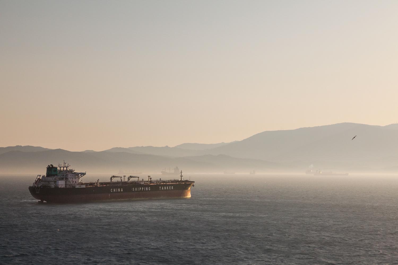 Shipping - Gibraltar - 2015