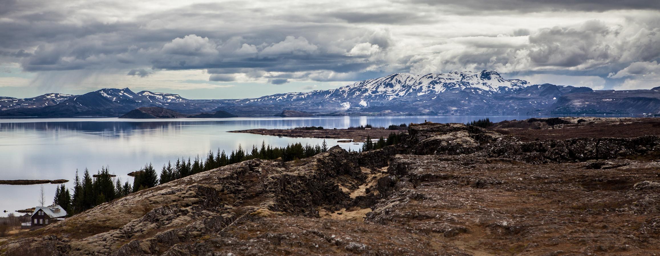 Mountains & Lakes - KeriÔêé, Iceland - 2015