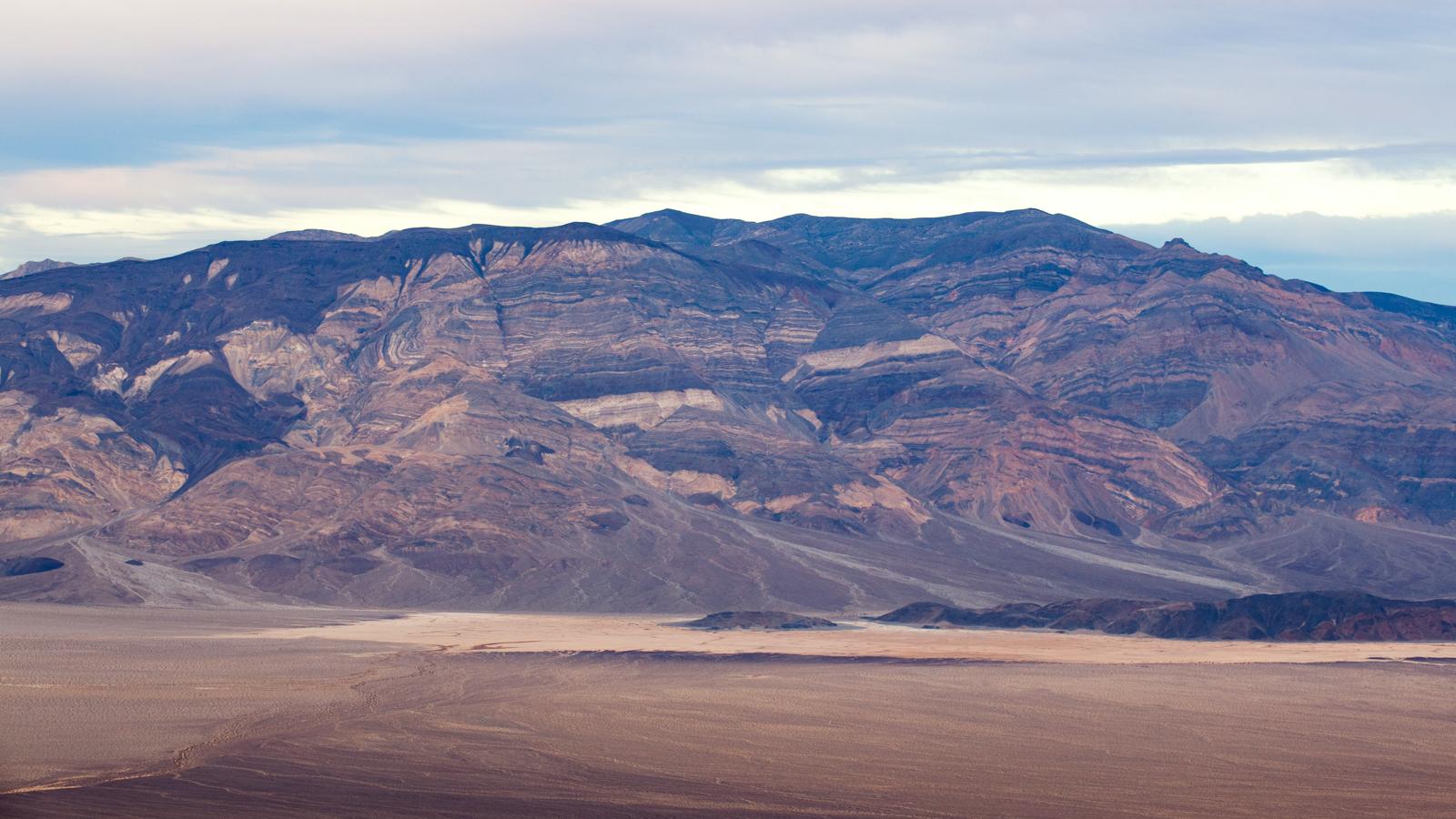 Geology - Death Valley, California - 2013