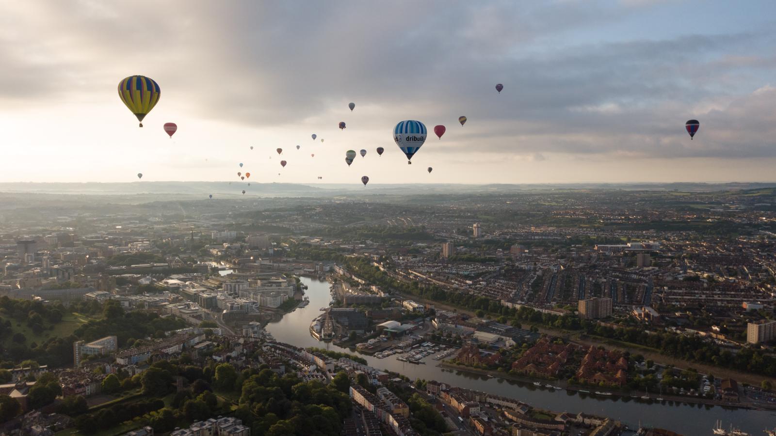 Balloon Festival - Bristol - 2017 (1 of 1)