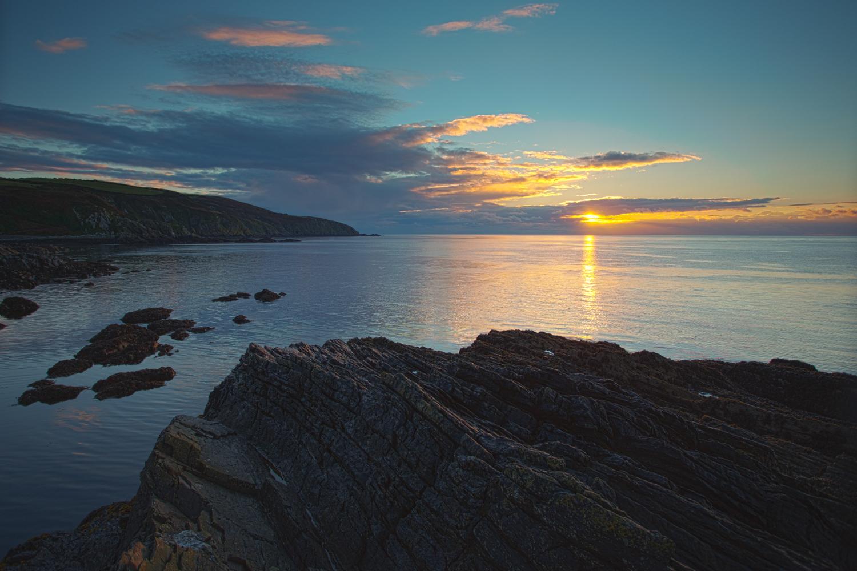 Sunrise - Port Soderick, Isle of Man - 2015
