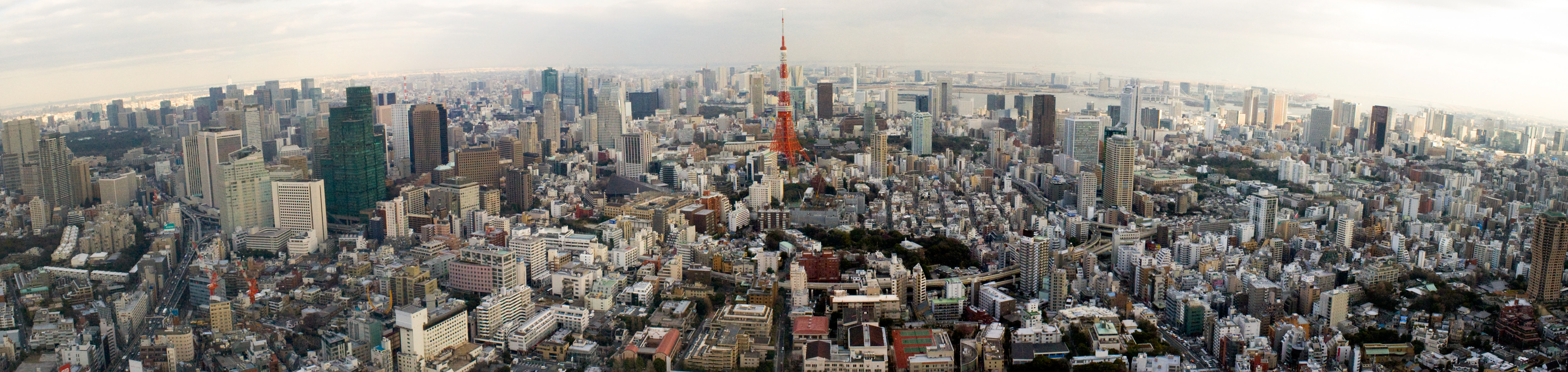 Panorama - Tokyo  2012
