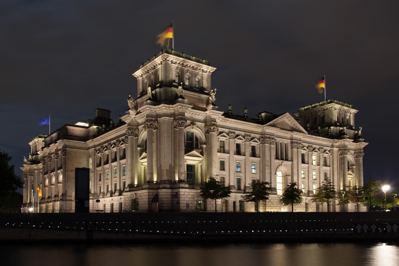 Reichstag Building - Berlin - 2016
