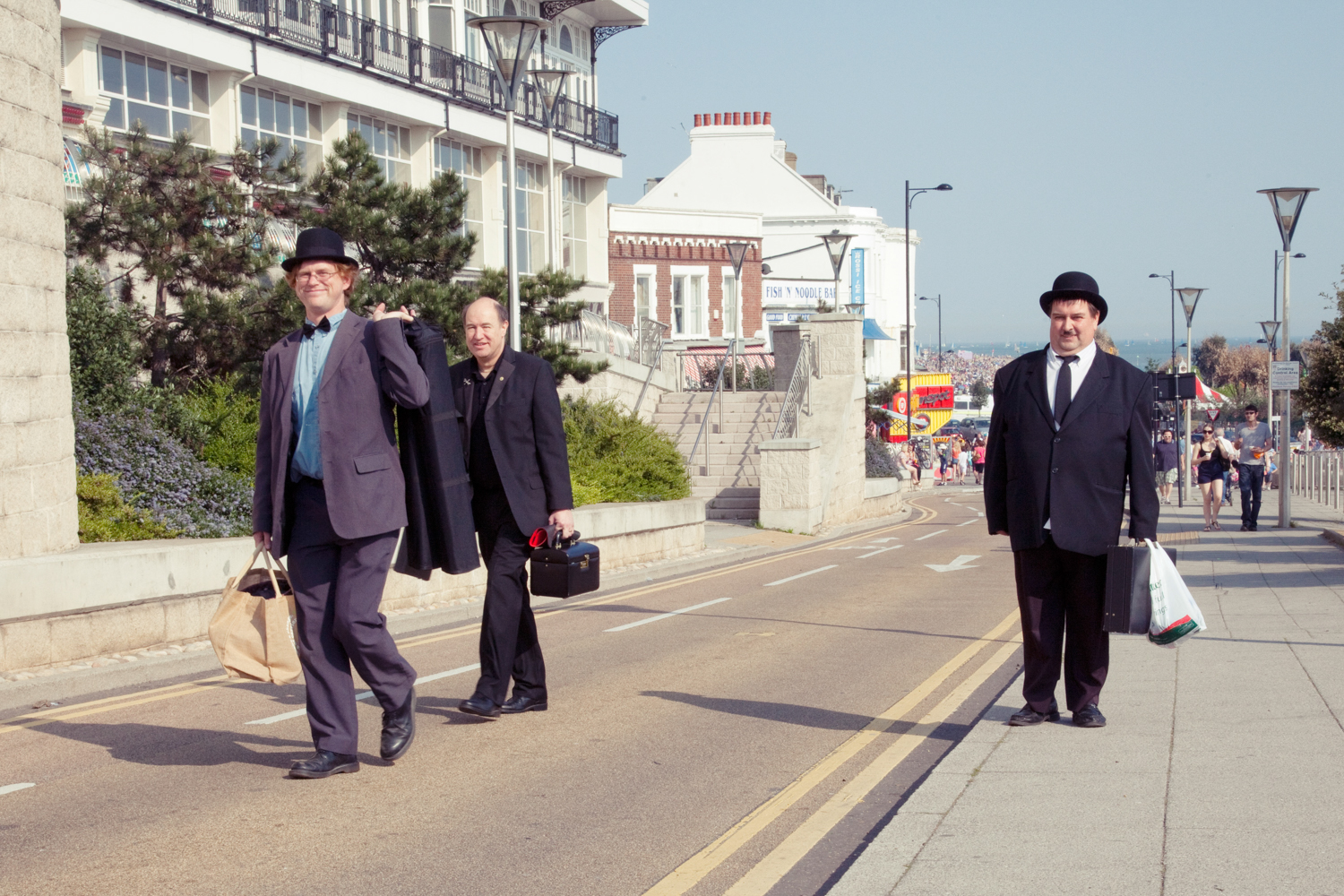 Performers - Southend - 2013