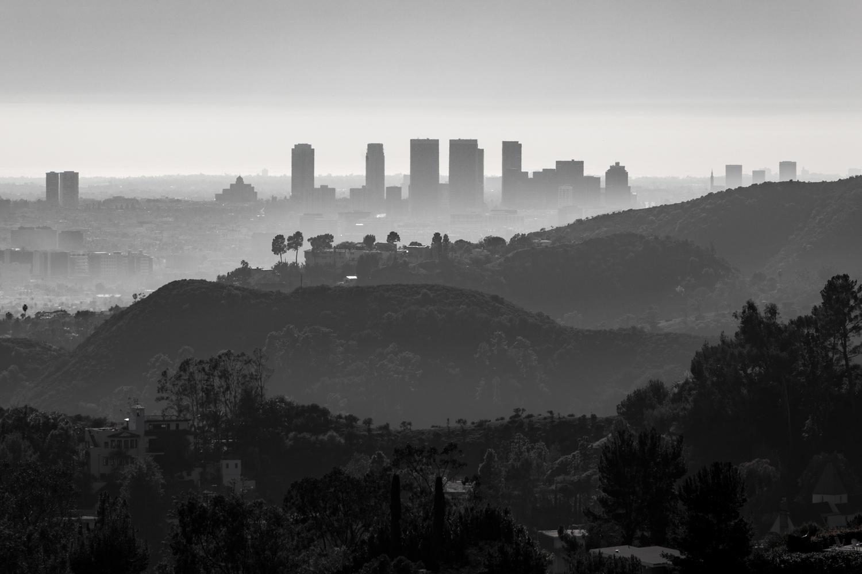 Skyline - Los Angeles, California - 2015