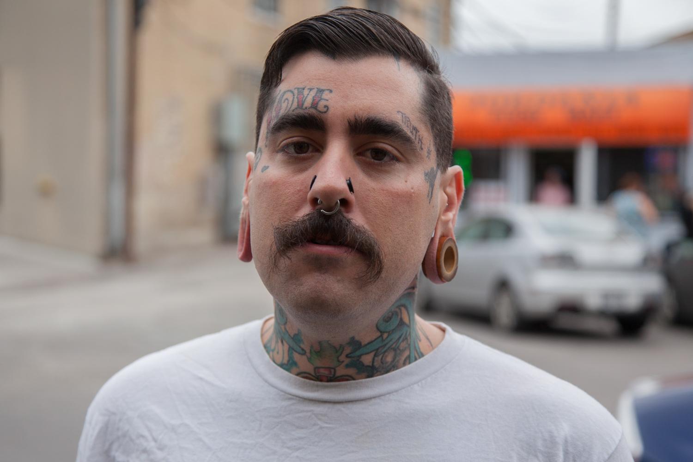Tattoos - Austin, Texas - 2012