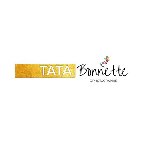 Logo Tatabonnette / 3iphotographie