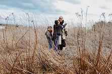 shooting photo mamie et ses petits enfants