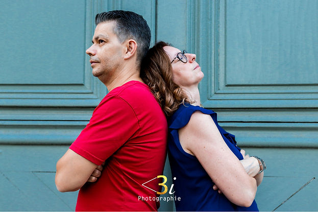 Shooting photo engagement couple metz