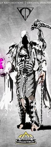 The Four Horsemen of the Apocalypse - DEATH