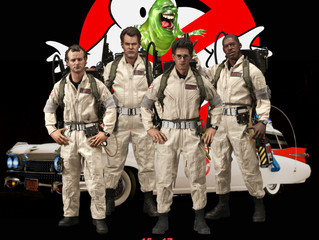 Blitzway's 1/6 Ghostbusters figures @ Toysoul 2017