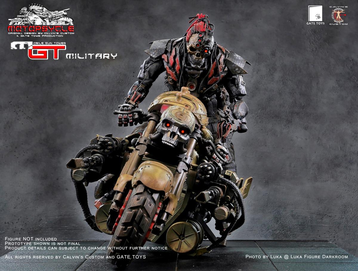mGT - Military