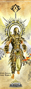 """Barachiel in """"Signifier"""" Armor ~ """"Chief of Guardian Angels"""""""