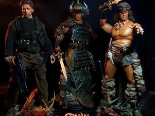 Calvin's Custom One Sixth Scale Arnold Schwarzenegger latest collection