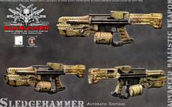 Gunrunner - SLEDGEHAMMER