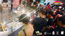 GATE TOYS warmly welcomed by collectors @ Indonesia Comic Con