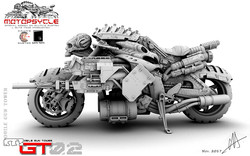 MOTOPSYCLE: mGT weapon system 2