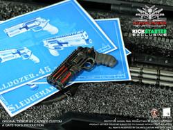 BULLDOZER.45 - Black Ops Paint