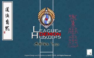 "GATE TOYS Original Design ""League Of Demon Hunters"" Chapter 2 Concept Arts"