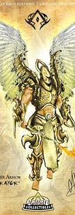 "Selaphiel in ""Slayer"" Armor ~ ""Prayer"""