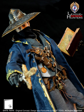 GATE TOYS 1/6 League of Demon Hunters : Paul the Holy Disciple up for PRE-ORDER