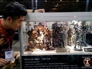 Calvin's Custom at ITGE International Toy & Game Expo 2015 國際玩具遊戲博覽 Macao