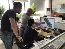 "Calvin's Custom X GATE TOYS ""Mototermin8tor"" Kickstarter Project"