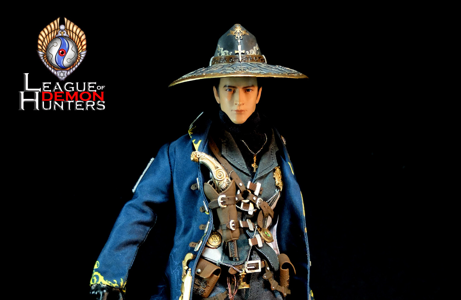 League of Demon Hunters I Paul the Holy Disciple  Original Design by GATE TOYS