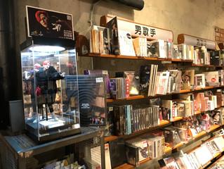 G-Dragon 1/6 scale collectible action figure now at HMV Hong Kong