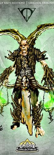 Four Horsemen of the Apocalypse  - FAMINE