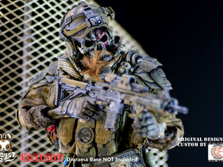 Calvin's Custom x 7TOYS7 eBay Special 05: UNDEAD SPECIAL FORCE