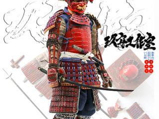 Jiuan Studio 100% handmade 1/6 Samurai debut at ACGHK 2018