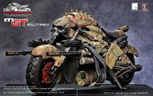 Calvin's Custom X GATE TOYS 1/6 Original Design MOTOPSYCLE: mGT (mobile Gun Tower) - Military Of