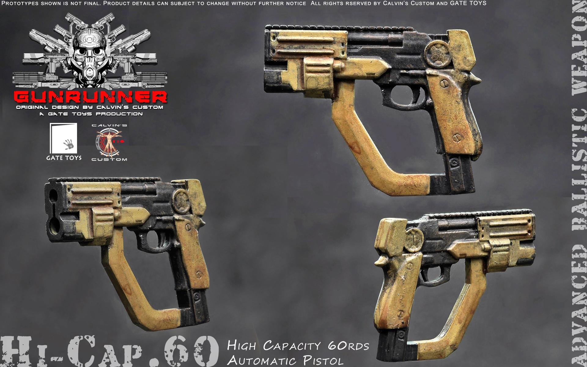 Gunrunner - Hi-Cap.60