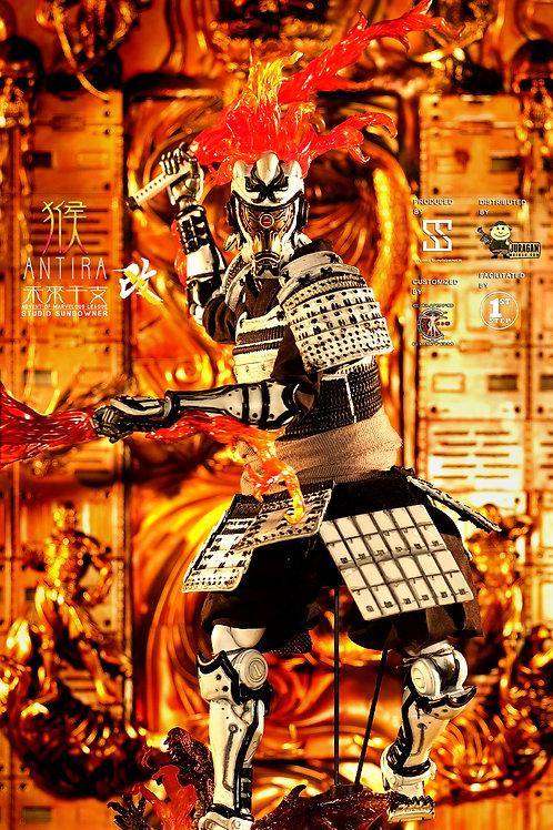 Calvin's Custom X Studio Sundowner Antira Samurai Chairty ONE OFF Special