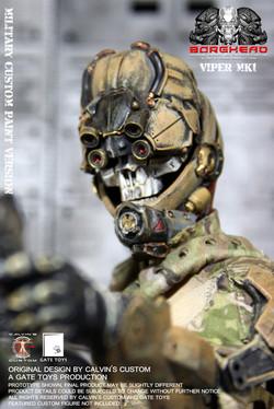 BORGHEAD - Military