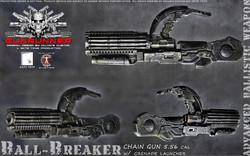Gunrunner - BALL-BREAKER