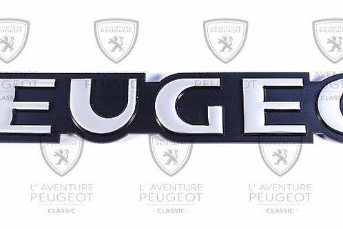 Monogramme Peugeot - Ref 8659HK