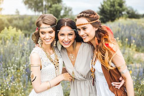 bigstock-Three-Beautiful-Cheerful-Hippi-