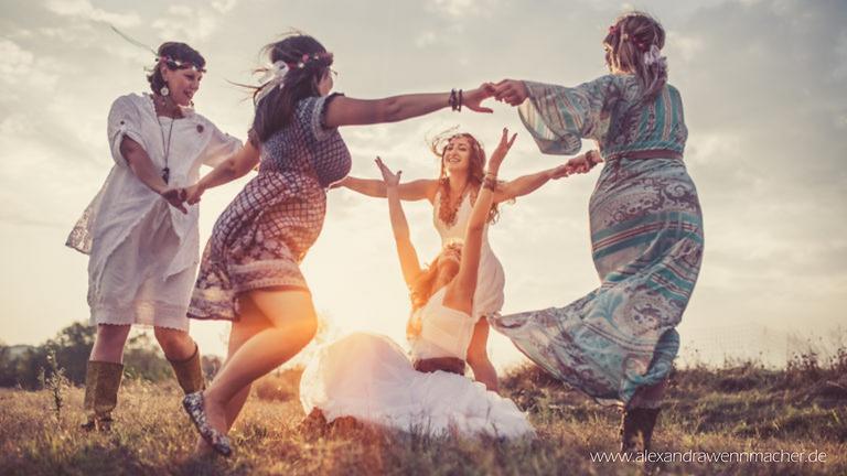 Soul Sisters ~ Circle of Sisterhood